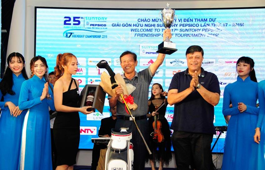 Giải Gôn Hữu Nghị Suntory PepsiCo 2019 gây quỹ được hơn 1,6 tỉ đồng xây dựng chương trình nước sạch tại Bến Tre -3