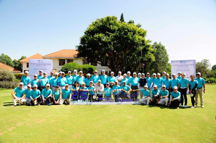 Giải Gôn Hữu Nghị Suntory PepsiCo 2019 gây quỹ được hơn 1,6 tỉ đồng xây dựng chương trình nước sạch tại Bến Tre -5