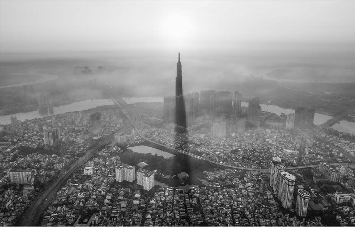 Giật mình khi xem bộ ảnh 'Bắt nét không khí, phơi màu ô nhiễm' - 11