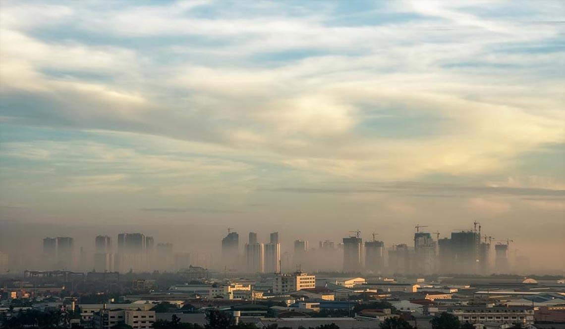 Giật mình khi xem bộ ảnh 'Bắt nét không khí, phơi màu ô nhiễm' - 13