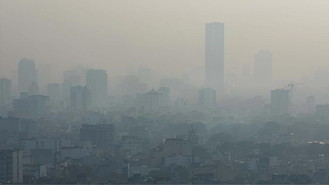 Giật mình khi xem bộ ảnh 'Bắt nét không khí, phơi màu ô nhiễm' - 4