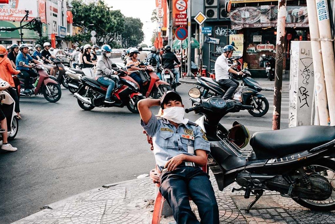 Giật mình khi xem bộ ảnh 'Bắt nét không khí, phơi màu ô nhiễm' - 6