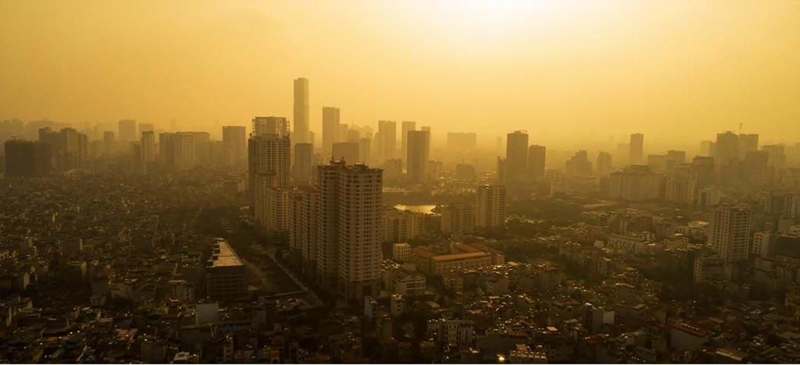 Giật mình khi xem bộ ảnh 'Bắt nét không khí, phơi màu ô nhiễm' - 9