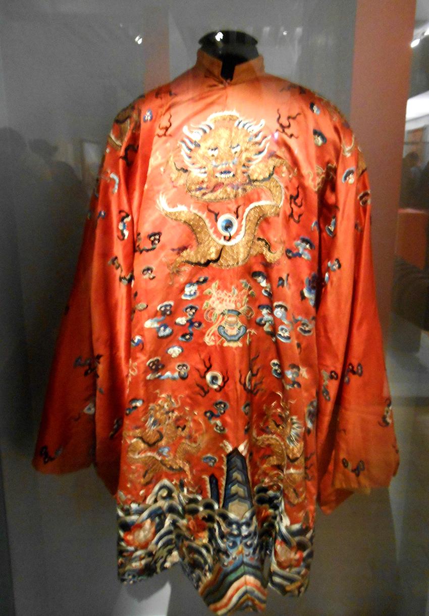 Hai di vật lịch sử Việt Nam ở bảo tàng Paris - 9