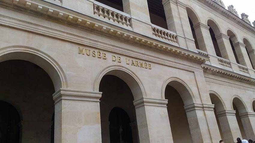 Hai di vật lịch sử Việt Nam ở bảo tàng Paris - 4