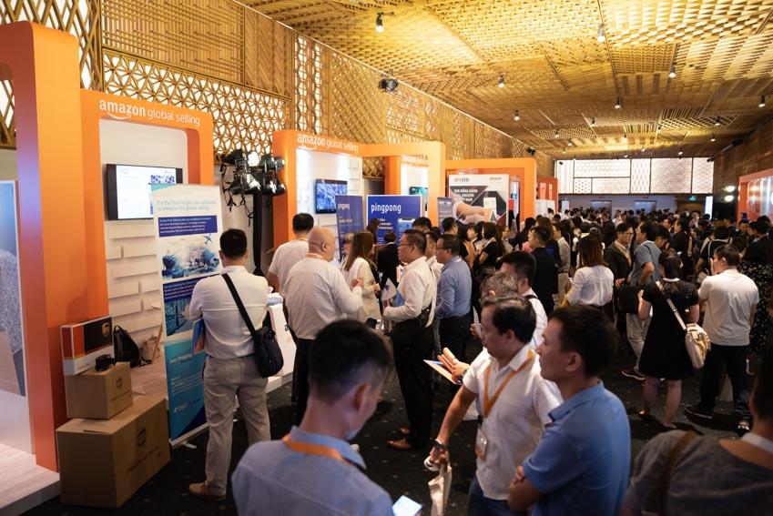Hội Nghị Thương Mại Điện Tử Xuyên Biên Giới do Amazon Global Selling lần đầu tiên tổ chức tại Việt Nam-3