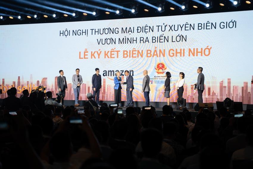 Hội Nghị Thương Mại Điện Tử Xuyên Biên Giới do Amazon Global Selling lần đầu tiên tổ chức tại Việt Nam-4
