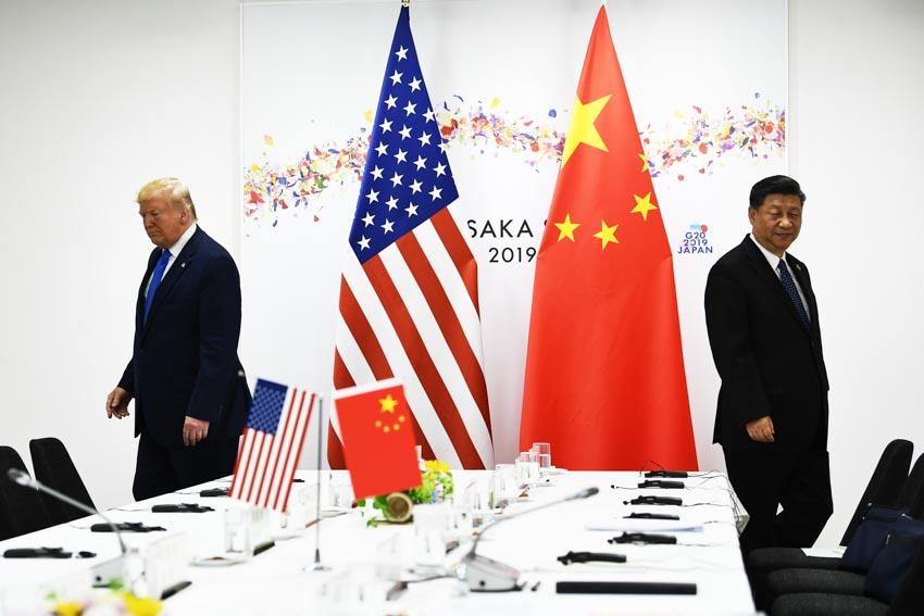 Hy vọng chấm dứt cuộc chiến thương mại Mỹ-Trung ngày càng mờ nhạt -2