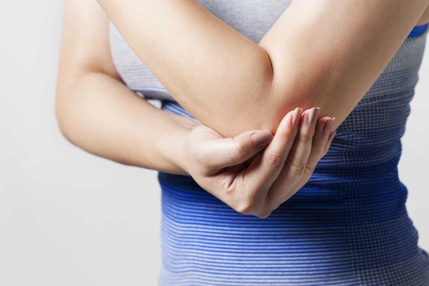 Khắc phục những vùng da khô trên cơ thể - 5