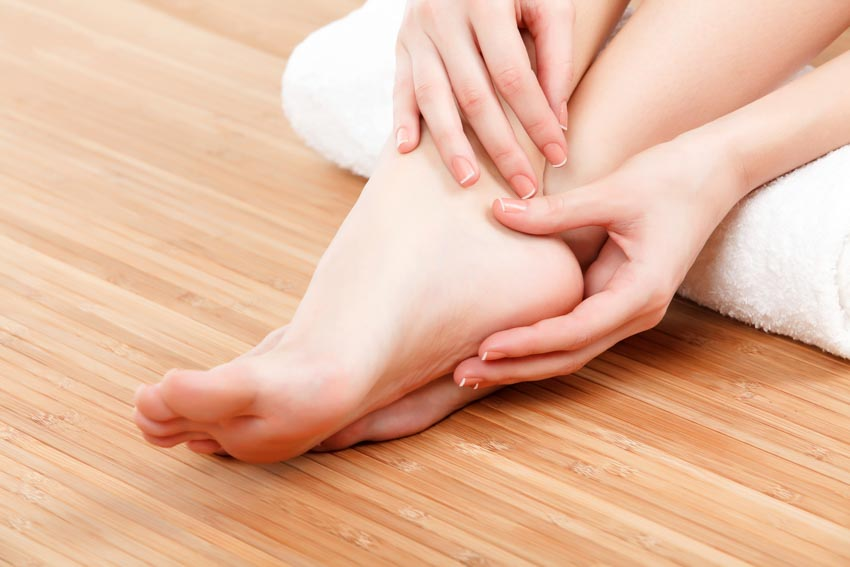 Khắc phục những vùng da khô trên cơ thể - 7