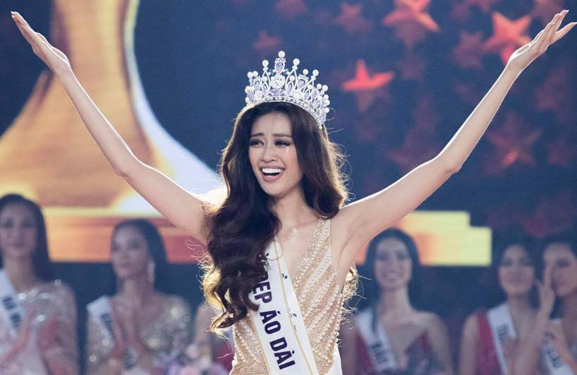 Hoa hậu Hoàn vũ Việt Nam 2019 gọi tên cô gái TP.HCM Nguyễn Trần Khánh Vân - 8