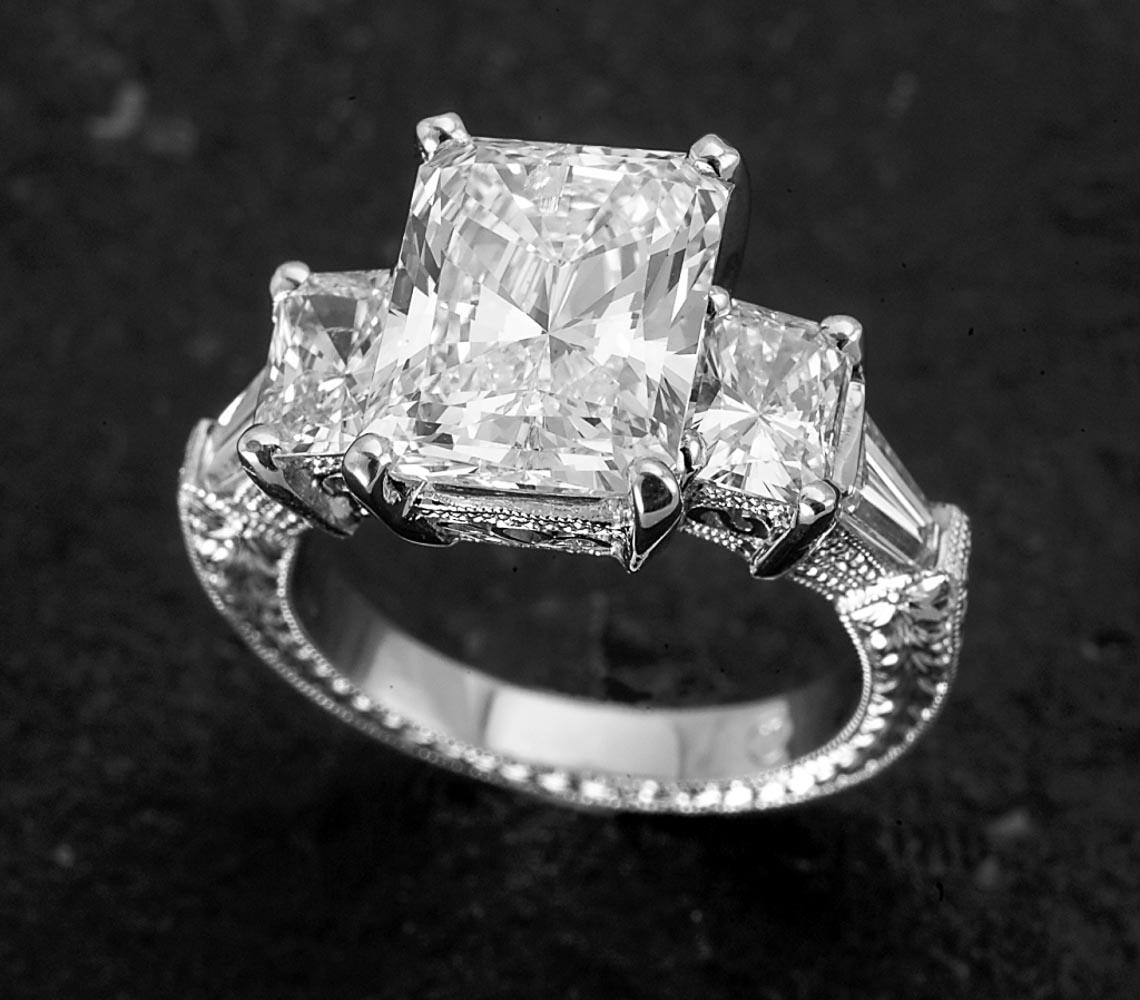 Kim cương tuyệt tác từ bàn tay con người-9