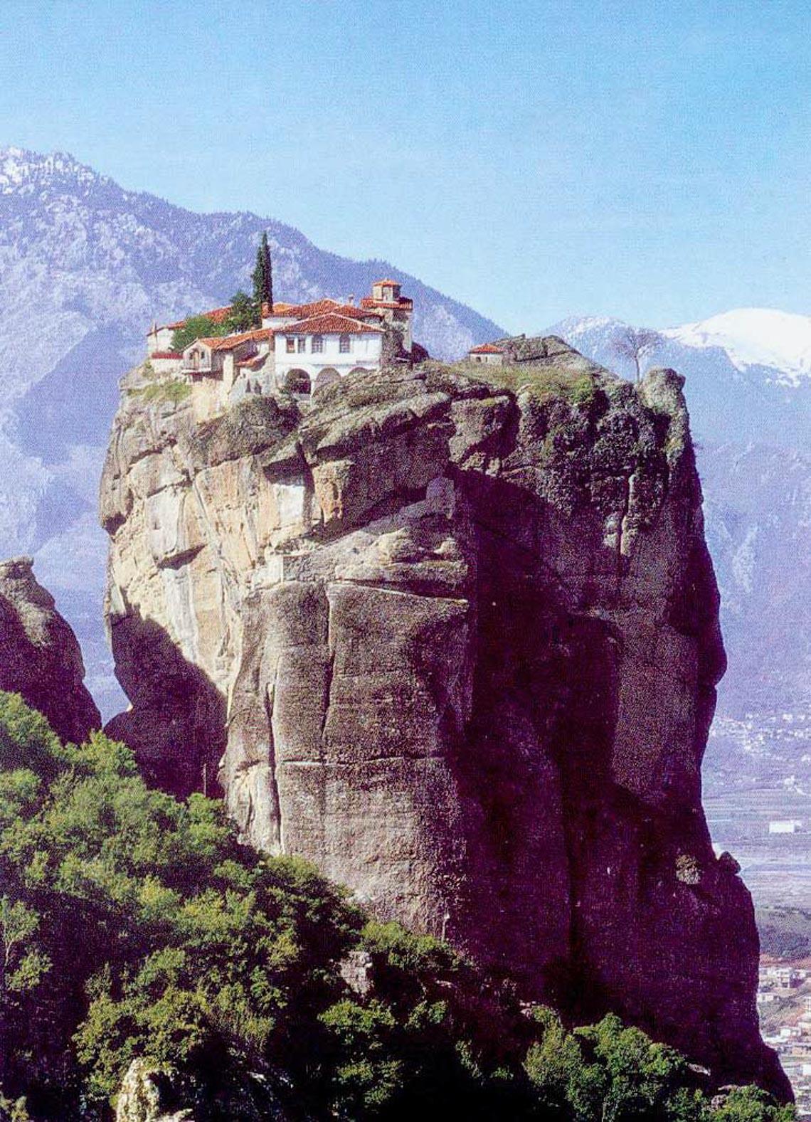 Lang thang trên quê hương thần thoại Hy Lạp - 2