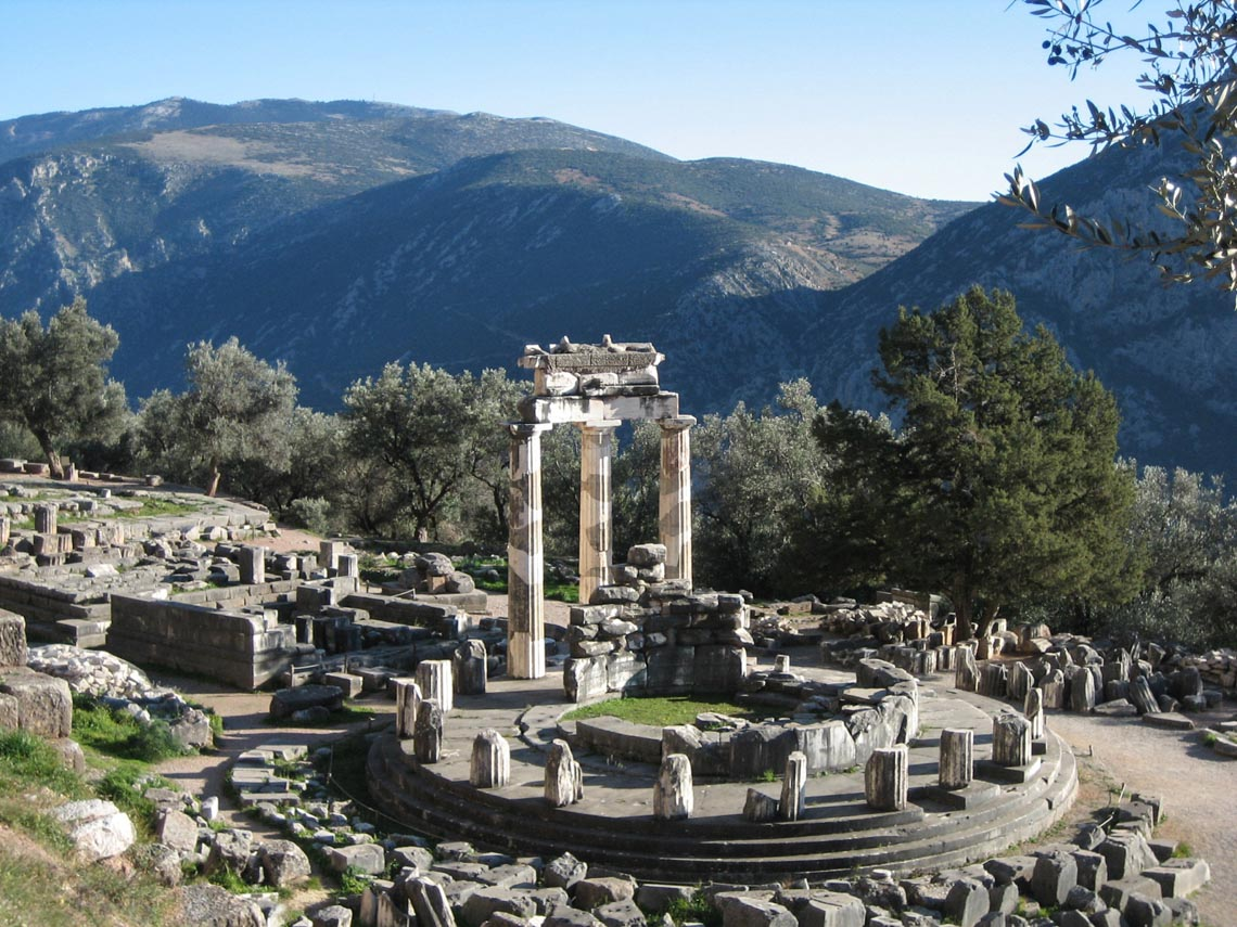 Lang thang trên quê hương thần thoại Hy Lạp - 3