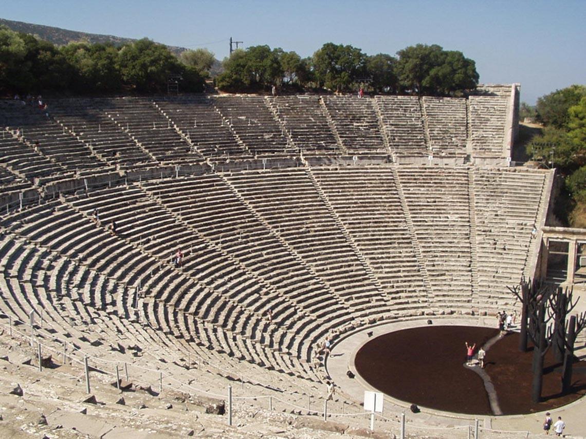 Lang thang trên quê hương thần thoại Hy Lạp - 5