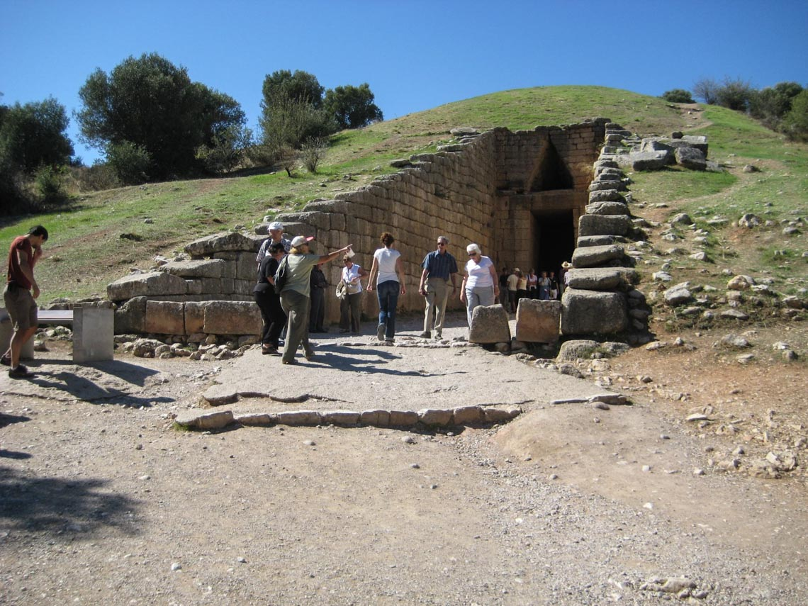 Lang thang trên quê hương thần thoại Hy Lạp - 7