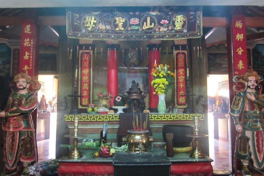 Linh Sơn Thánh Mẫu ở Tây Ninh - 2