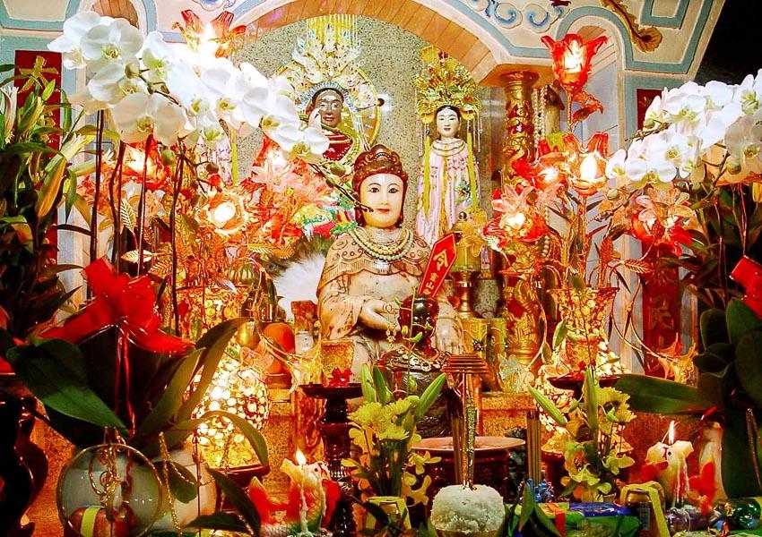 Linh Sơn Thánh Mẫu ở Tây Ninh - 4