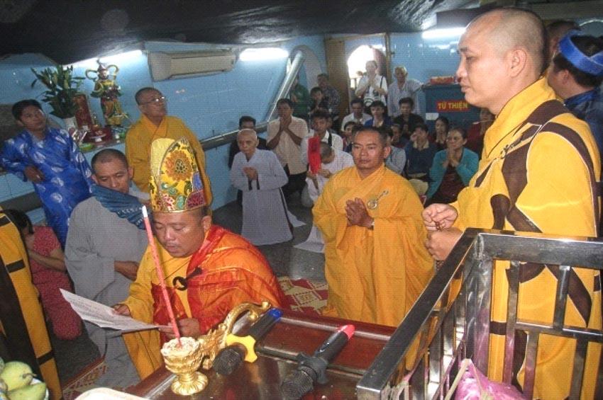 Linh Sơn Thánh Mẫu ở Tây Ninh - 5