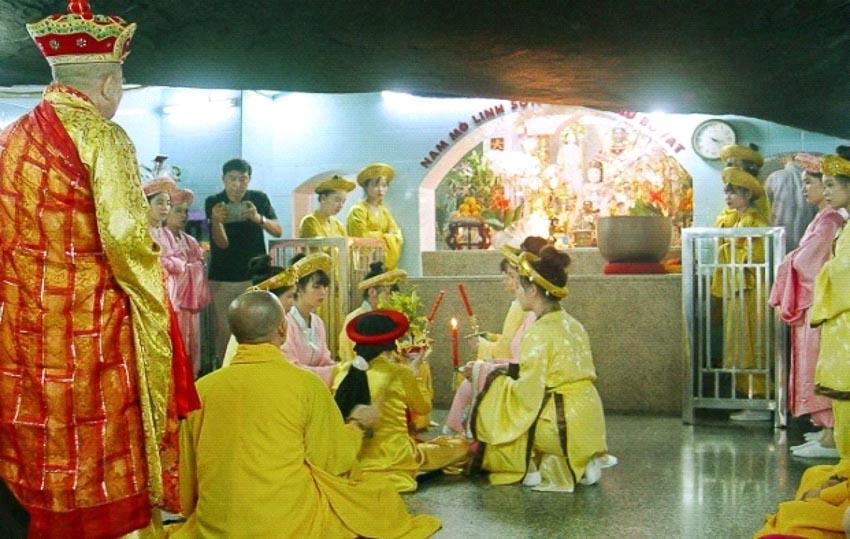 Linh Sơn Thánh Mẫu ở Tây Ninh - 7