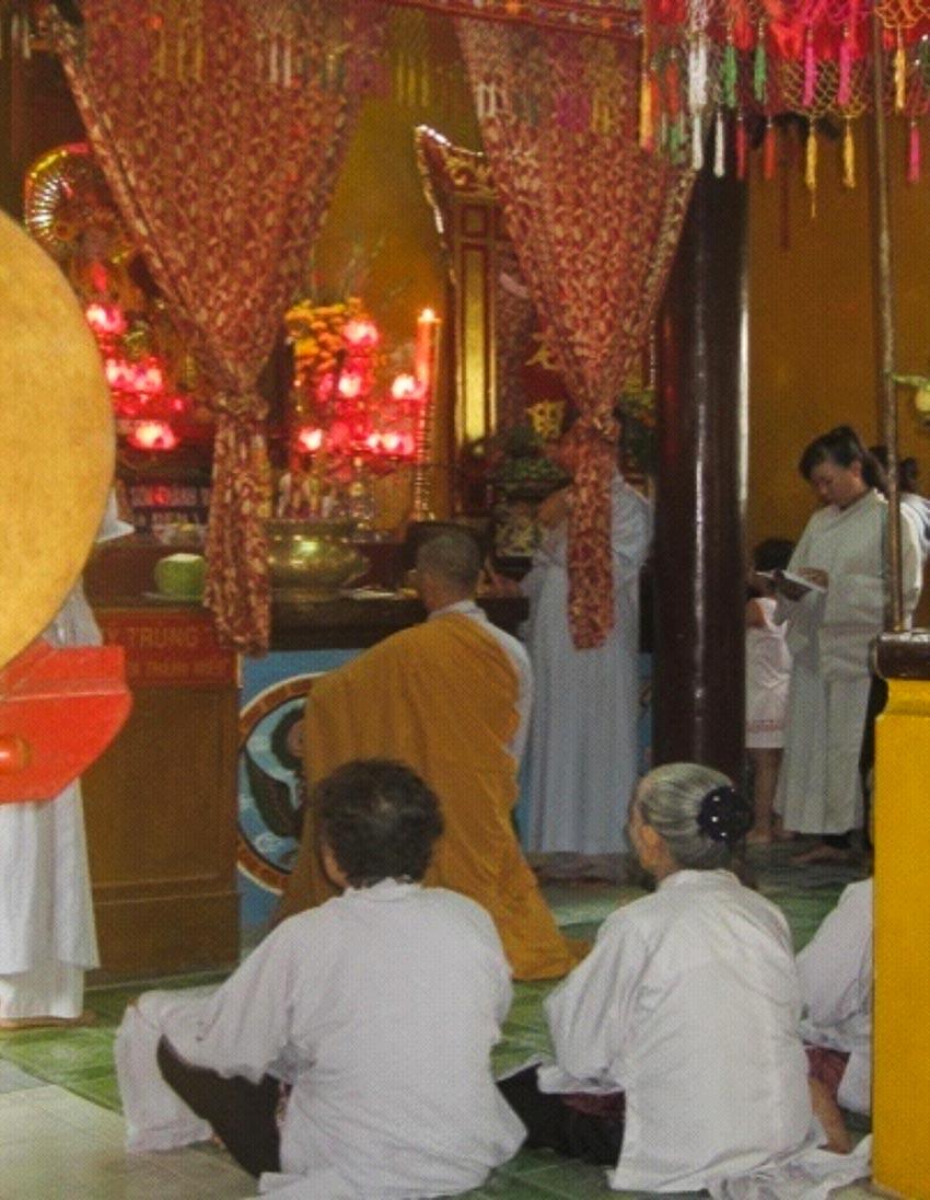 Linh Sơn Thánh Mẫu ở Tây Ninh - 8