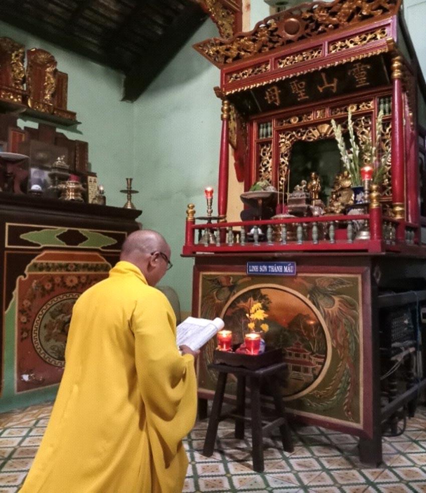 Linh Sơn Thánh Mẫu ở Tây Ninh - 9