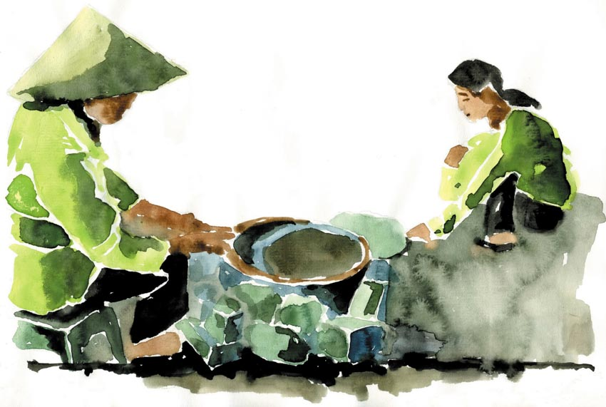 Món ăn đường phố Sài Gòn-2