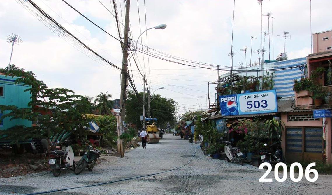 Ngỡ ngàng trước sự thay đổi của Sài Gòn qua ống kính chuyên gia quy hoạch ĐH Hamburg -31