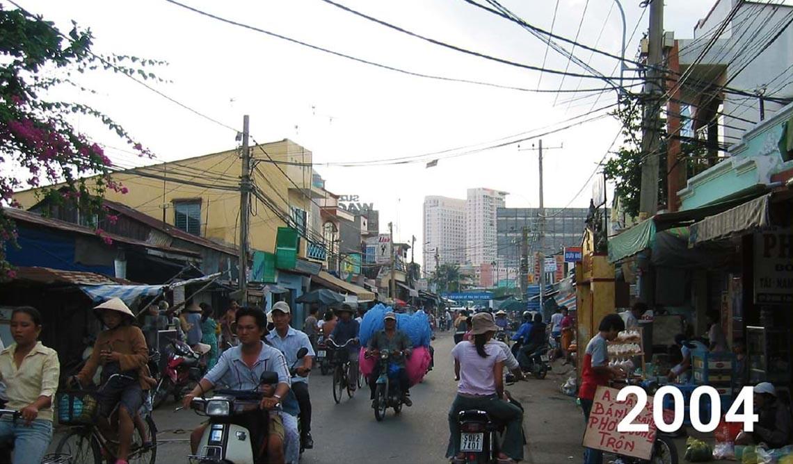 Ngỡ ngàng trước sự thay đổi của Sài Gòn qua ống kính chuyên gia quy hoạch ĐH Hamburg -45