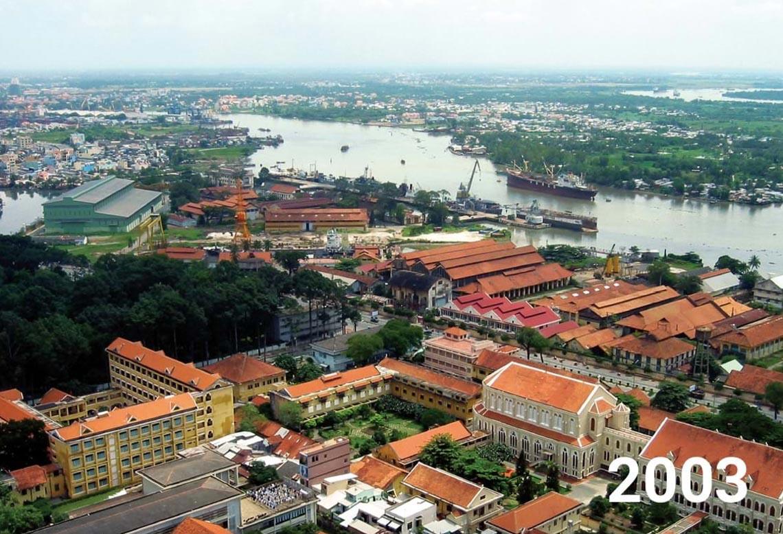 Ngỡ ngàng trước sự thay đổi của Sài Gòn qua ống kính chuyên gia quy hoạch ĐH Hamburg -11