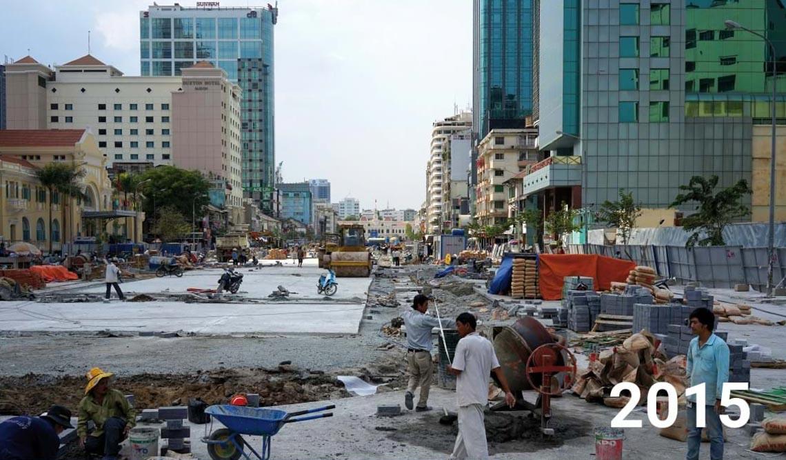 Ngỡ ngàng trước sự thay đổi của Sài Gòn qua ống kính chuyên gia quy hoạch ĐH Hamburg -13