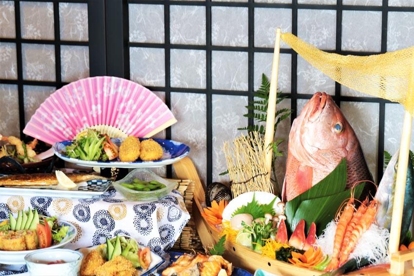 Nhà hàng Nhật Bản Yoshino cùng set tiệc tối Kaiseki mùa lễ hội -1