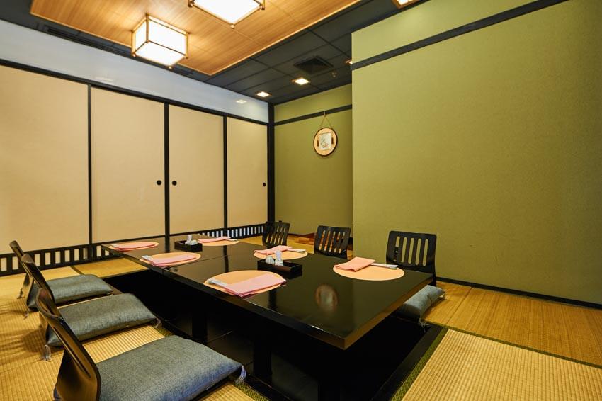 Nhà hàng Nhật Bản Yoshino cùng set tiệc tối Kaiseki mùa lễ hội -3
