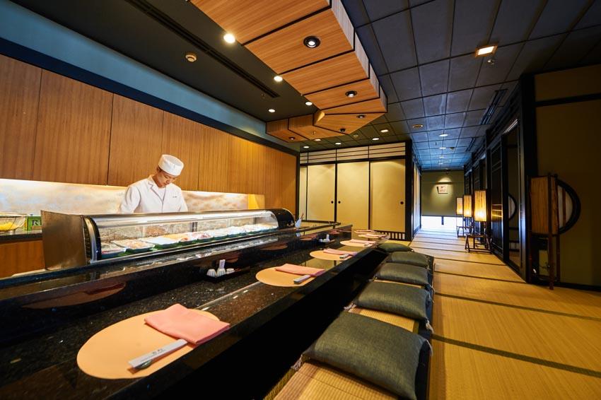 Nhà hàng Nhật Bản Yoshino cùng set tiệc tối Kaiseki mùa lễ hội -4