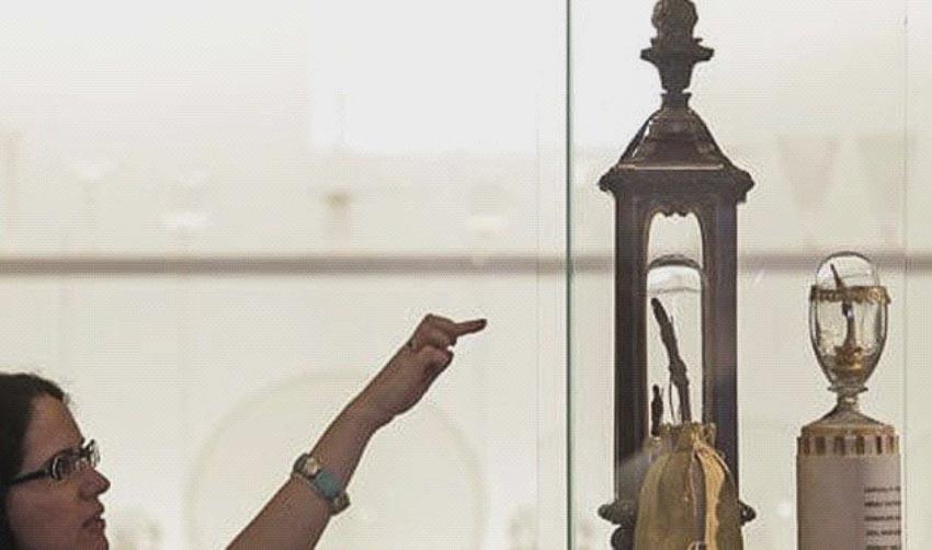 Những bộ phận cơ thể con người được trưng bày trong các bảo tàng -1