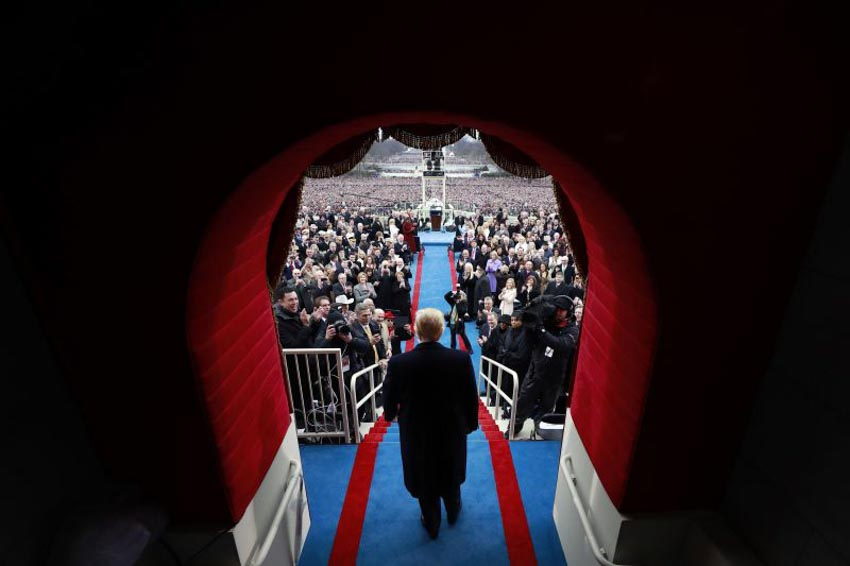 Những bức ảnh lịch sử và biểu tượng một thập niên qua sự lựa chọn của CNN - 15