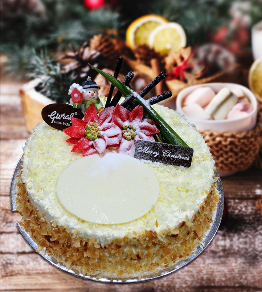 Những chiếc bánh không thể thiếu trong mùa Giáng sinh của Givral -1