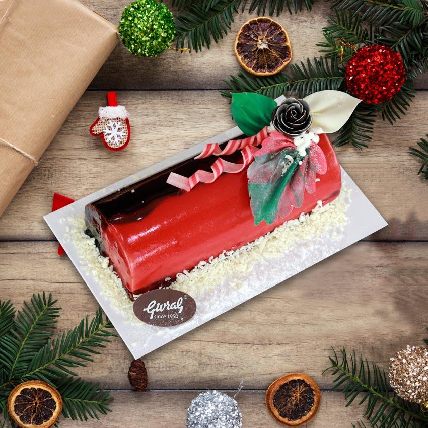 Những chiếc bánh không thể thiếu trong mùa Giáng sinh của Givral -4
