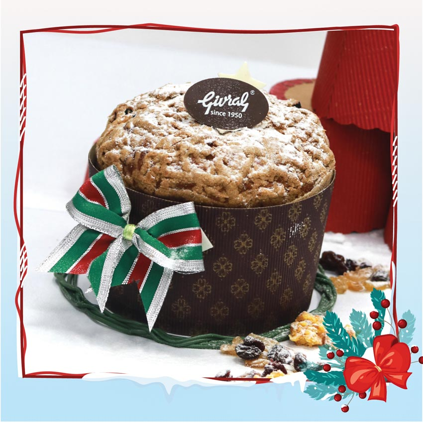 Những chiếc bánh không thể thiếu trong mùa Giáng sinh của Givral -5