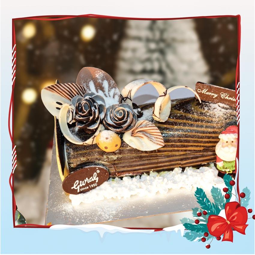 Những chiếc bánh không thể thiếu trong mùa Giáng sinh của Givral -6