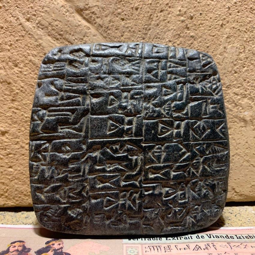 Những chữ viết đầu tiên của nhân loại-11