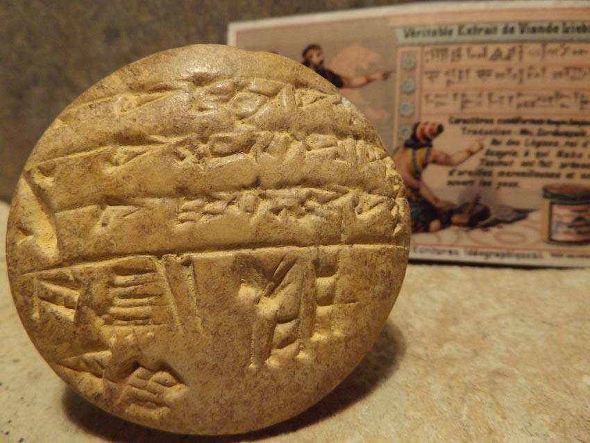 Những chữ viết đầu tiên của nhân loại-12