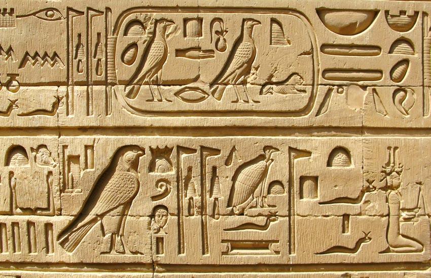 Những chữ viết đầu tiên của nhân loại-2