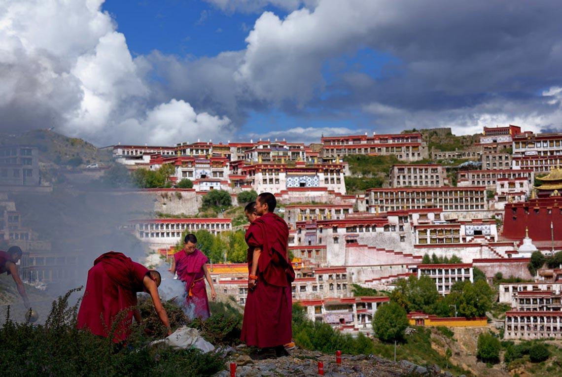 Những công trình Phật giáo nổi tiếng -8