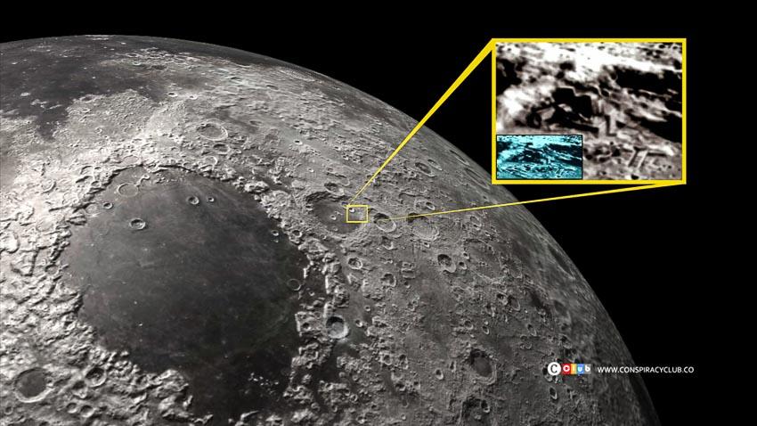 Những tuyên bố thú vị và khó tin về mặt trăng -5