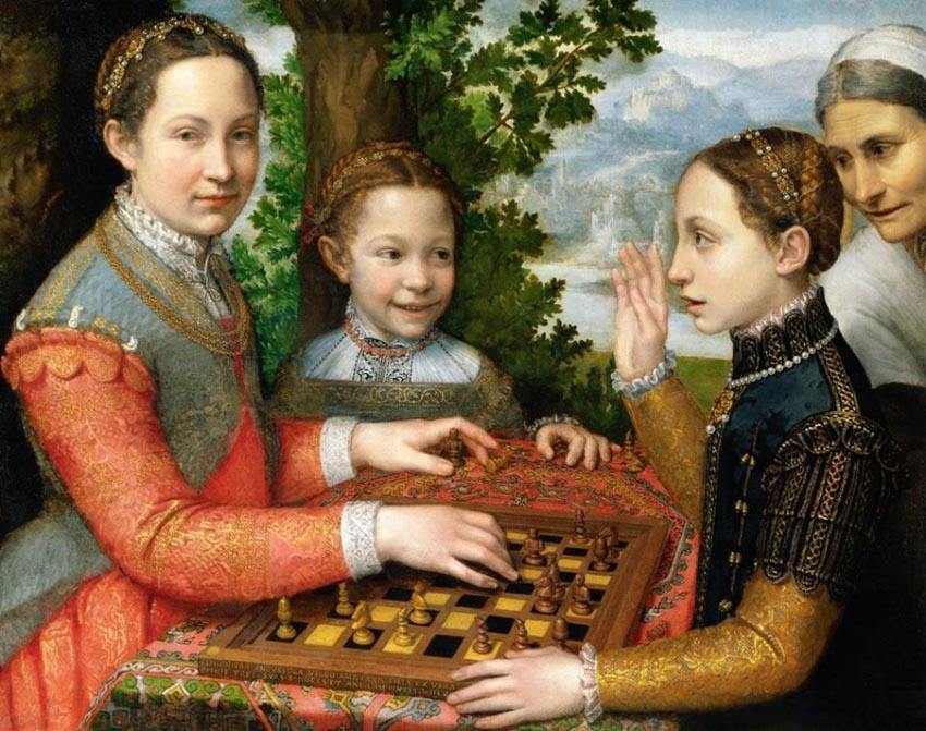 Nữ họa sĩ và 500 năm lộng lẫy: bất chấp định kiến, vẽ tranh khỏa thân-6