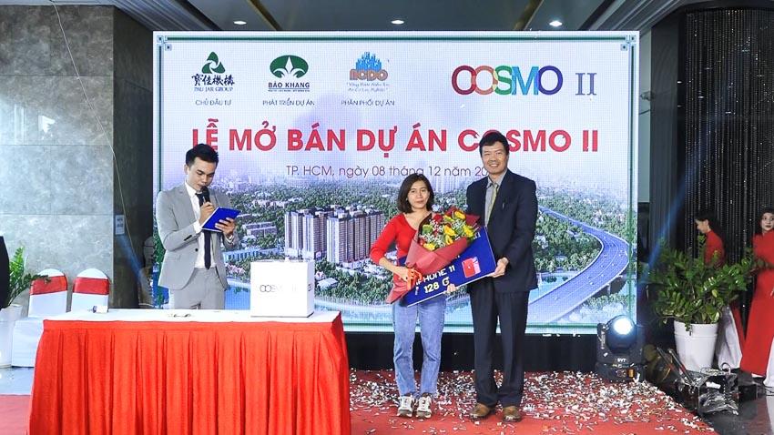 Pau Jar Group mở bán dự án Cosmo II tại Quận 7-2