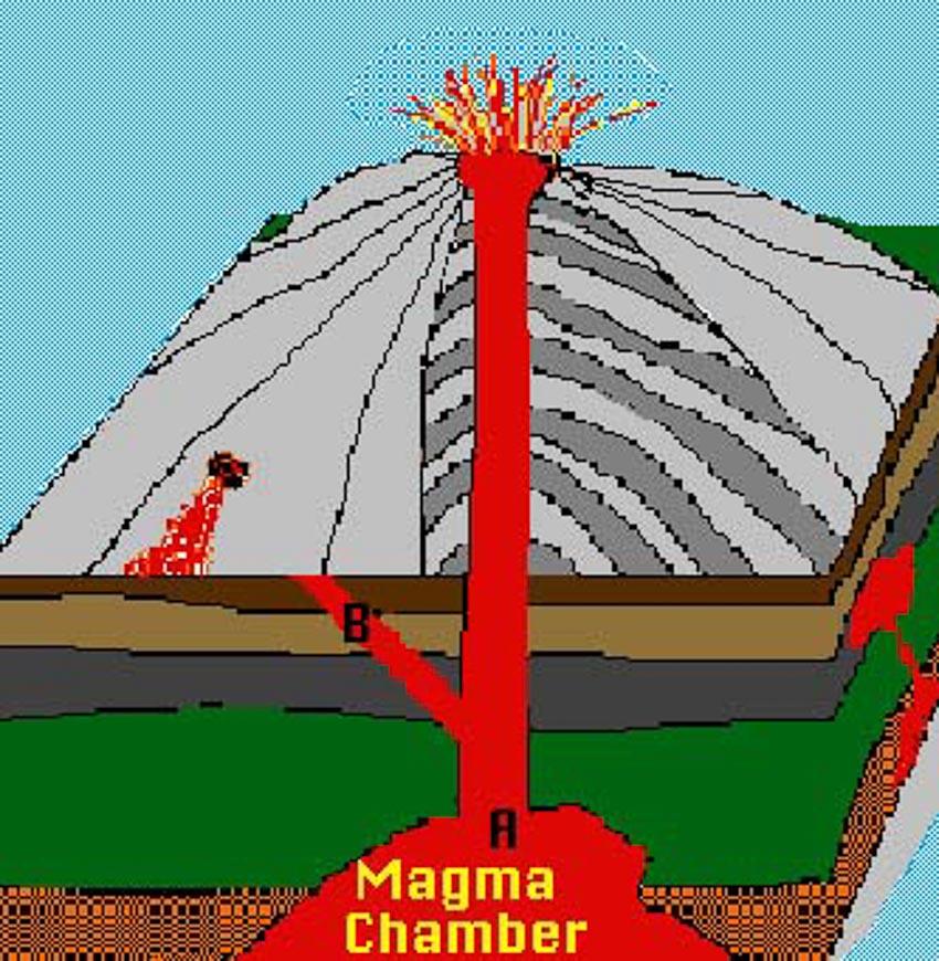 Siêu núi lửa và mối đe dọa tận thế - 11