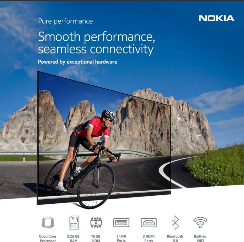 Nokia ra mắt Smart TV 55-inch - 2