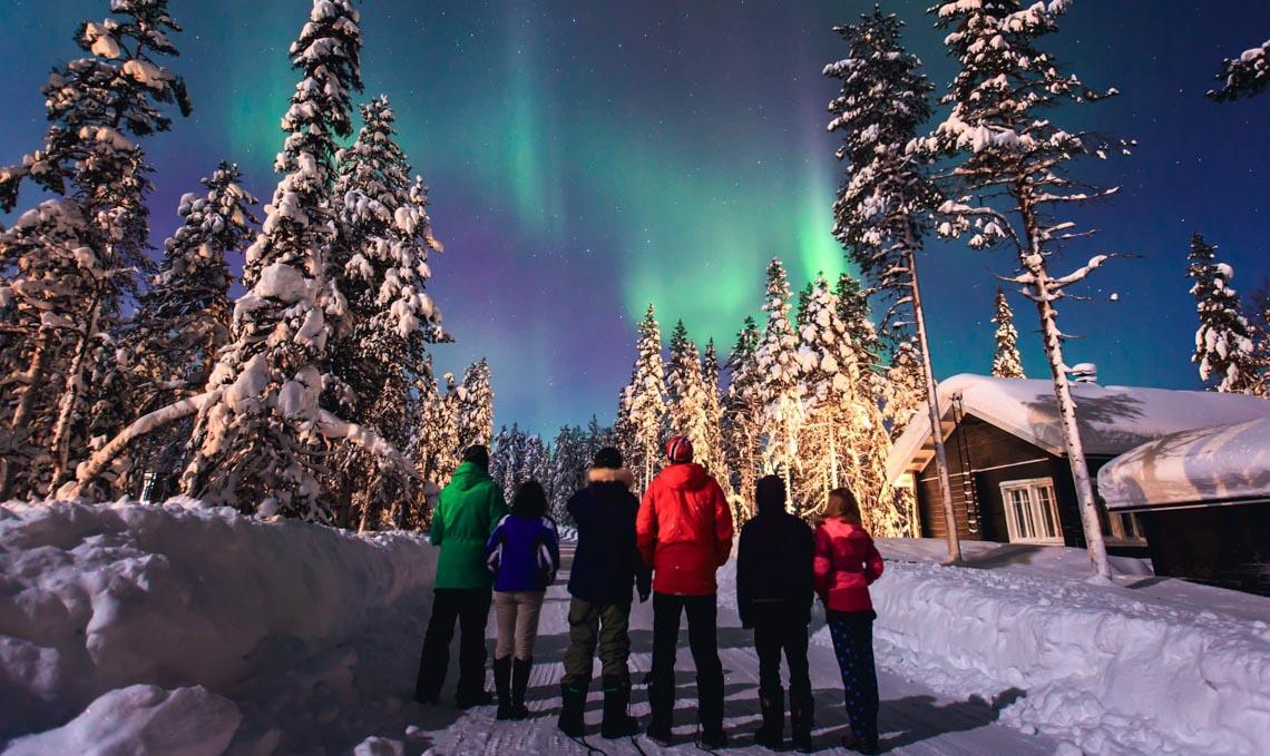 """Sống trong vùng """"mặt trời nửa đêm"""" Lapland-10"""